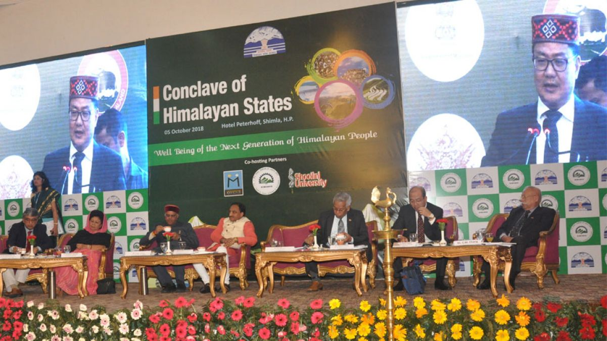 Himalayan Conclave: How status of Himalaya will be protected, 11 States CM  to discuss today