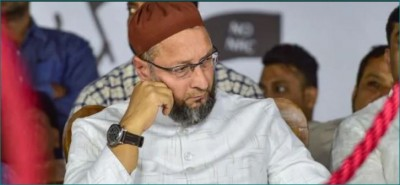 Owaisi gets angry over PM's involvement in Ram Mandir Bhoomi Pujan