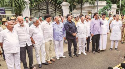 14 rebel Congress-JDS MLAs disqualified