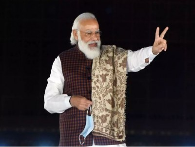 PM Modi became the world's most 'popular leader'