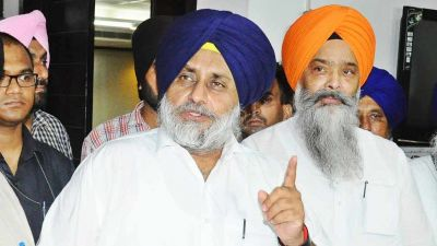 Sukhbir Singh's serious allegation, says drug smuggling business going on due to Congress MLAs