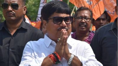 BJP MP Arjun Singh claims if Mamata loses election, will commit suicide