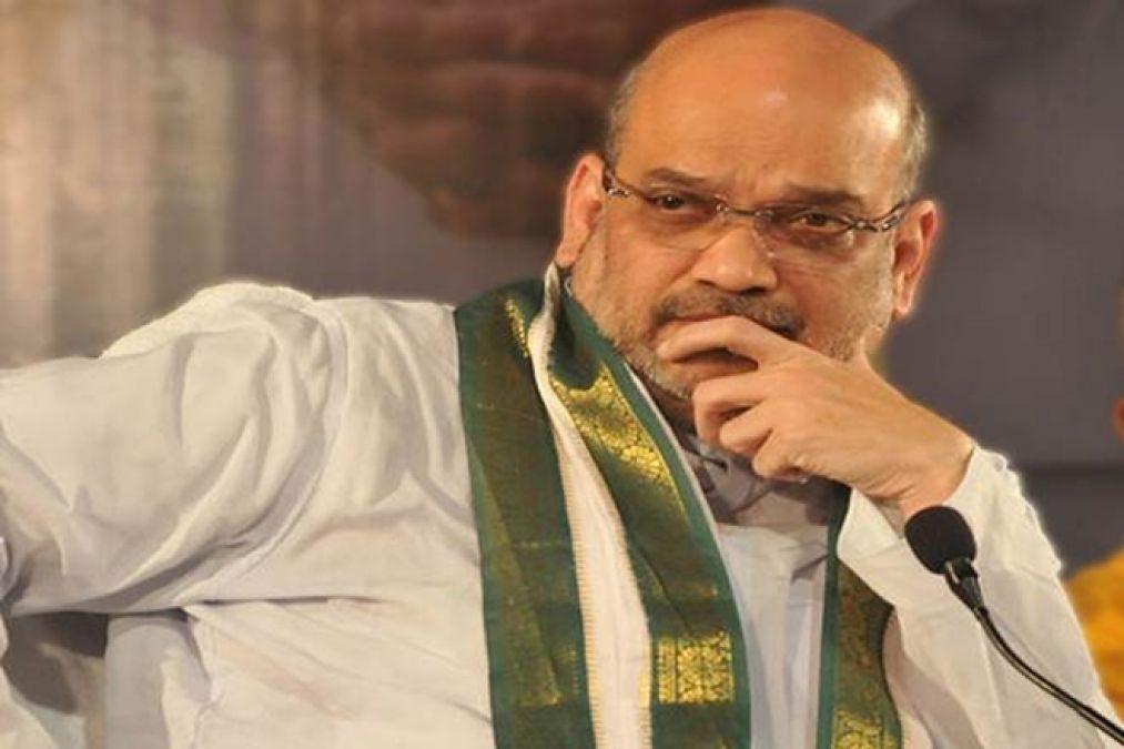 जम्मू कश्मीर मसले पर गृहमंत्री अमित शाह की बैठक जारी, हो सकते हैं बड़े फैसले