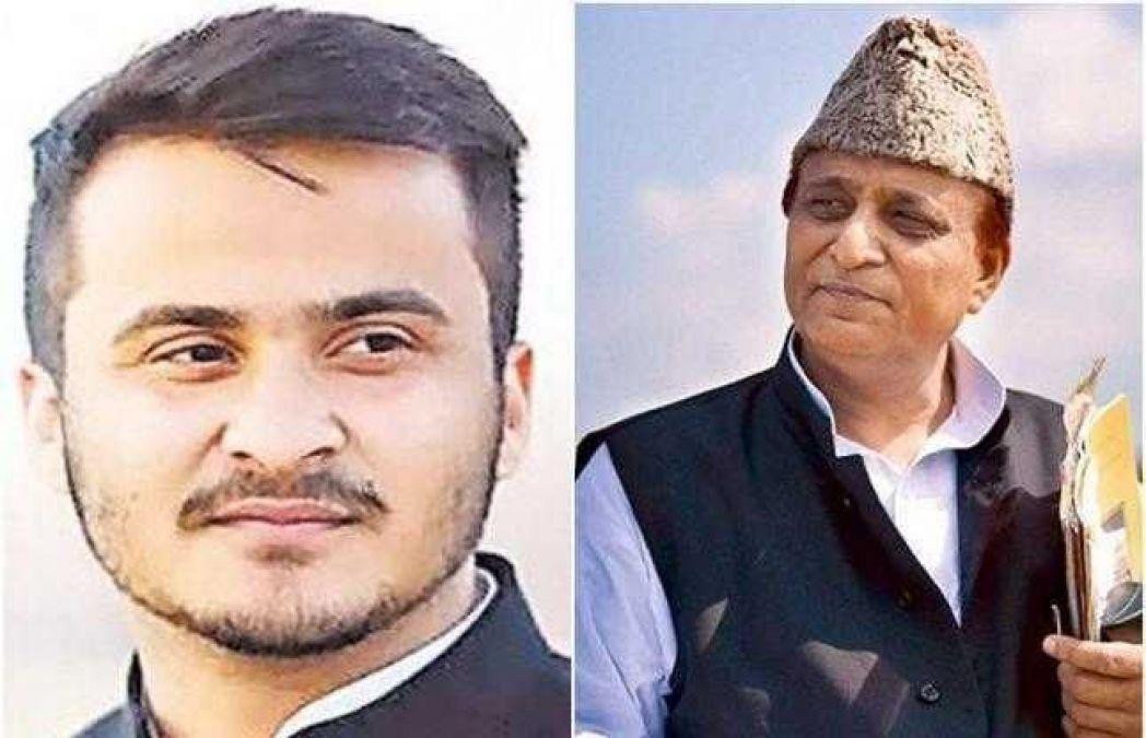 आज़म खान के बाद अब उनके बेटे पर भी कसा पुलिस का शिकंजा, दर्ज हुआ मुकदमा