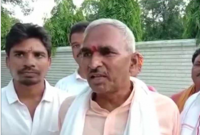 BJP MLA Surendra Singh's controversial statement on Muslims and Christians