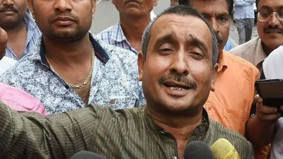 Unnao case: BJP took action on MLA Kuldeep Singh Sengar, suspended from the party