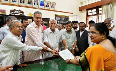 BJP's Vishweshwar Hegde Kageri becomes the new Karnataka Speaker