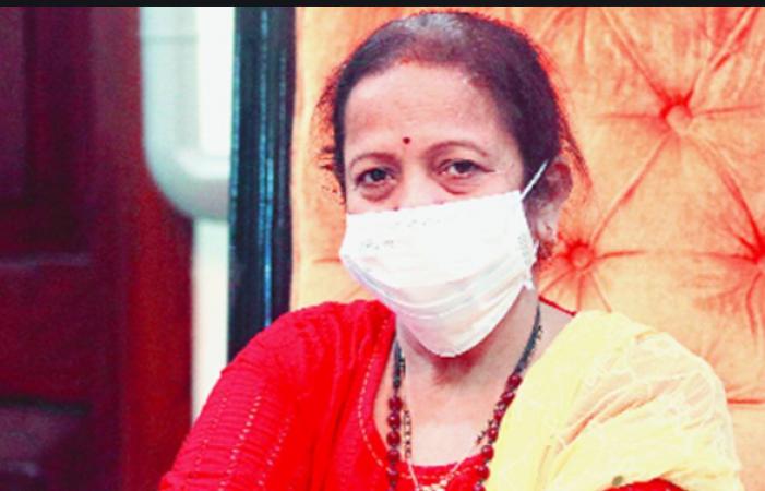 मुंबई में बिल्डिंग ढहने वाले हादसे पर बोलीं मेयर किशोरी पेडनेकर- 'दोषियों पर होगी सख्त कार्रवाई'