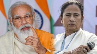 Immunization certificate will now show a picture of CM Mamata then of PM Modi