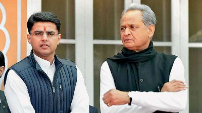 After the defeat on son, Gahlot says, Sachin pilot should take the responsibility of defeat