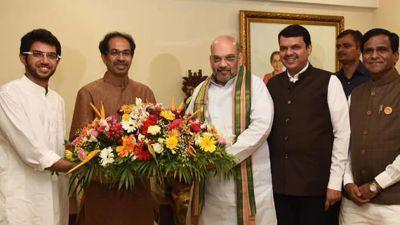 After victory in Lok Sabha, Bhajapa-Shiv Sena now engaged in ' mission Maharashtra '