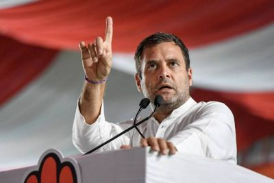 Modi government is spreading hatred in the country: Rahul Gandhi