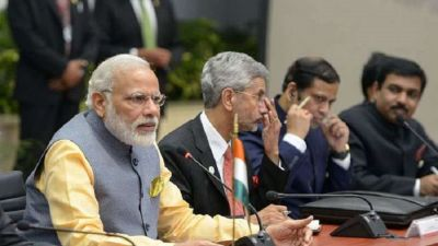 Newly appointed external affairs Minister S Jaishankar says, it is a matter of pride to follow Sushma's footsteps