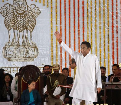 MP: Chief Minister Kamal Nath sworn in as Assembly member