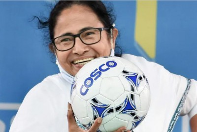 Didi's 'Khela Hobe' continues even after elections are over, CM Mamata launches scheme to promote football