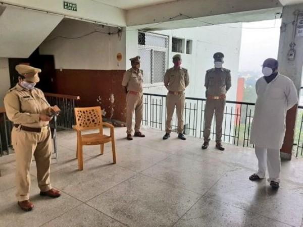 यूपी पुलिस ने प्रदेश कांग्रेस अध्यक्ष अजय लल्लू को किया नज़रबंद, बताया ये कारण