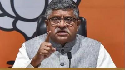 Delhi govt under control of ration mafia, Ravi Shankar Prasad lashed out at Kejriwal