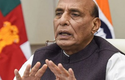 Rajnath Singh mentions 'silent epidemic', says it causes 1.5 lakh deaths every year