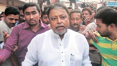Mukul Roy claimed that: For violence in Bengal one and only Mamata is responsible