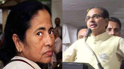 Shivraj Singh's attack on Mamata, says Didi's mental balance impaired