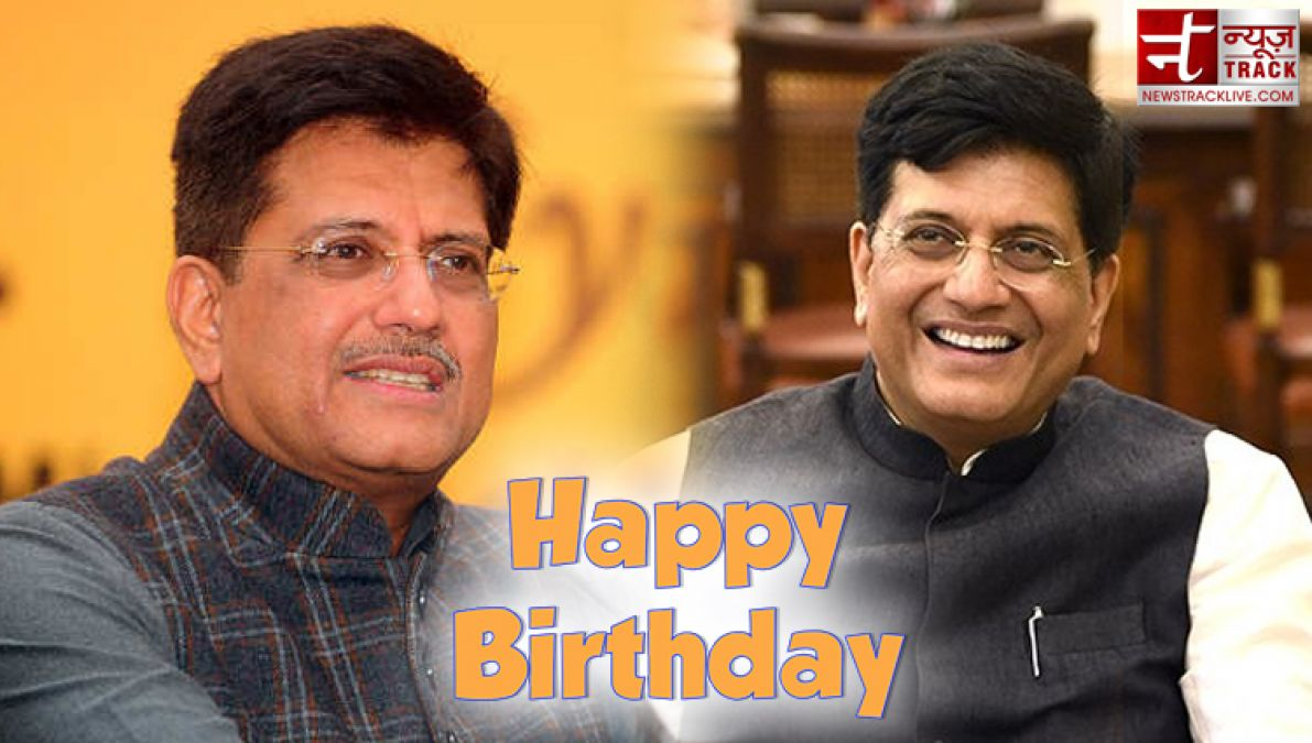 Birthday Special: Railway minister turns 55,  these things make him a big leader of BJP