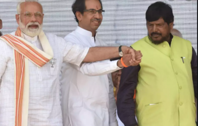 Maharashtra: THESE two parties if snap old ties can form govt says Ramdas Athawale