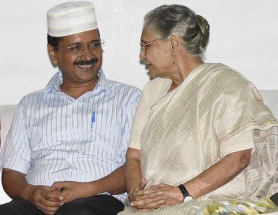 Sheila Dikshit meets Arvind Kejriwal over water, power issues