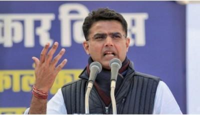 Sachin Pilot reached Delhi to meeti Sonia Gandhi, may leave congress