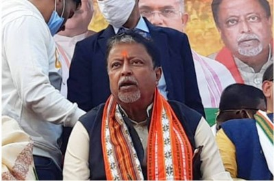 'Take back my security...', Mukul Roy writes to Home Ministry as he returns to TMC