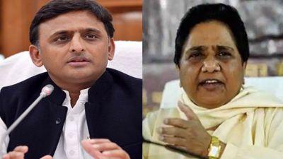 Akhilesh Yadav can go to Dervish house,  Mayawati attack BJP government
