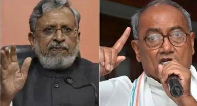 Sushil Modi attack Congress, says