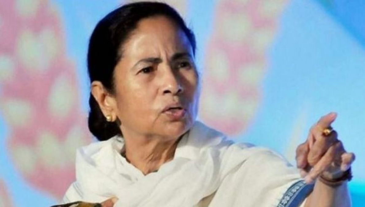 Mamata Banerjee accuses Amit Shah of inciting violence in the