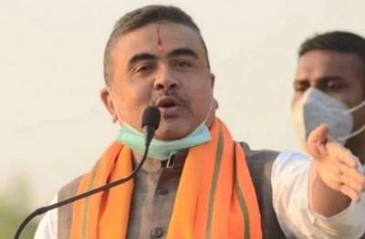 Tarpaulin theft case: Suvendu reaches Calcutta High Court, demands quashing of FIR