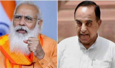 Subramanian Swamy asks for copy of PM's speech in dig at 'Andhbhakts and Gandhbhakts'