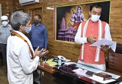 Keshav Maurya speaks on Ram Mandir land dispute, 'Those hands are painted..'