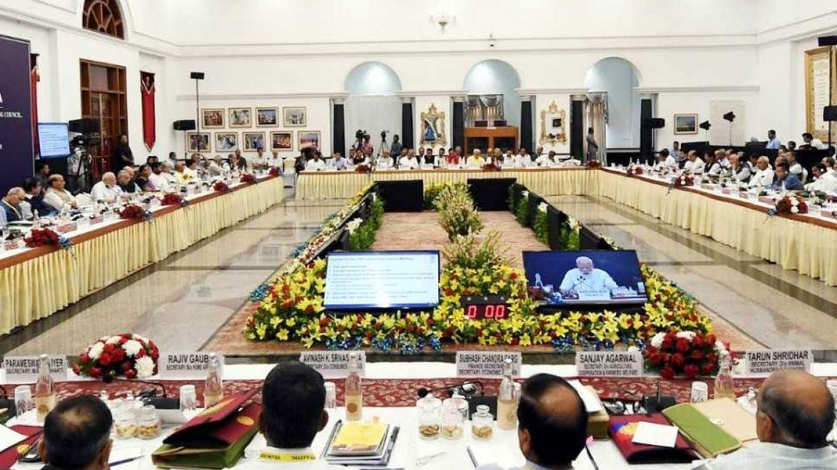 नीति आयोग की बैठक में बोले उत्तराखंड के सीएम, कहा- हमें मिलना चाहिए वित्तीय सहायता