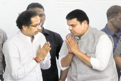Expansion of Cabinet in Maharashtra Government to be held tomorrow, Thackeray Meets Fadnavis