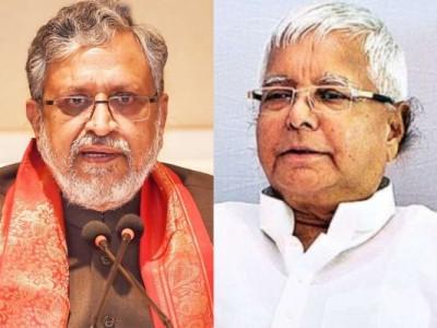 Sushil Modi tweet says 'Lalu yadav dont want that Mulayam become PM'
