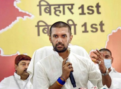 RJD-Congress offer to Chirag Paswan, said, 'You come to Delhi..'
