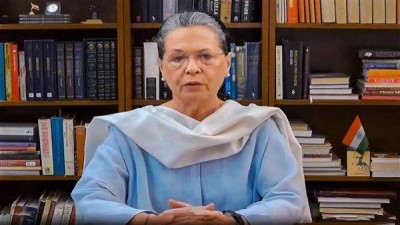 Sonia says India suffered due to Modi govt in Galwan valley conflict