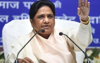 Mayawati slammed rebel BSP MLAs said, 'SP's moves are anti-Dalit..'