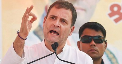 Rahul Gandhi speaks on vaccination: 'People dying, PM Modi creating false image'