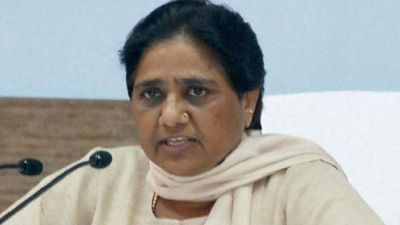 Mayawati, angered by rising crime and price rise in UP, burst on state gov't