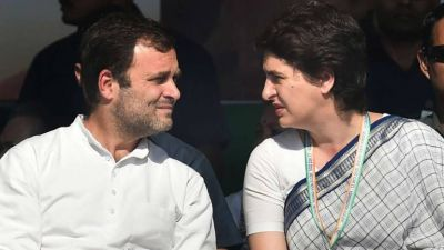 Rahul Gandhi is holding meeting with Sister Priyanka and Congress leader Kuldeep Bishnoi