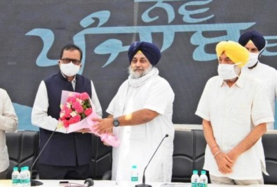 Shiromani Akali Dal seeks political ground in UP by resorting to BSP