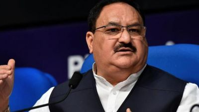 J.P. Nadda to take charge as BJP's  new acting national president