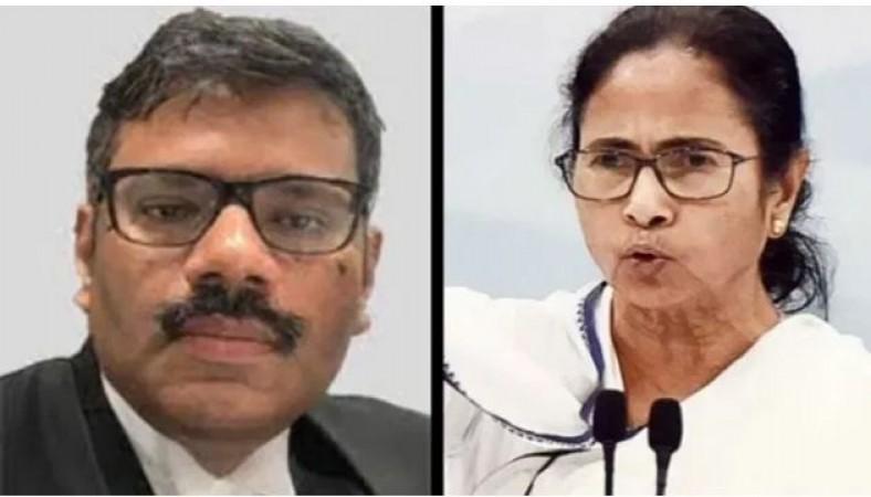 नंदीग्राम में हार के बाद ममता ने लगाया गड़बड़ी का आरोप, HC के जज को बताया 'भाजपा सदस्य'
