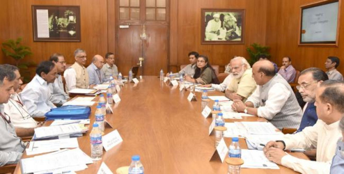 PM Modi calls all-party meeting on 'One Country One Election' but several party leaders were absent