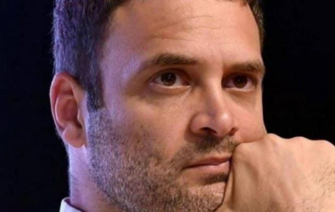 राहुल गांधी का बड़ा फैसला, इस वजह से नहीं मनाएंगे अपना जन्मदिन