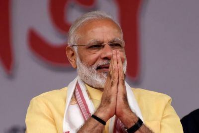 PM Modi to hold a meeting with heads of major political parties today